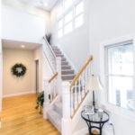 Interior Painting - Stairway