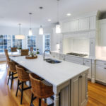 Interior Painting - Kitchen Cabinets