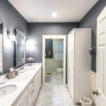 Interior Painting - Master Bathroom