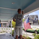 Porch Painting