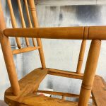 Antique Chair Staining