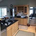Plymouth Kitchen Cabinet Painting