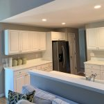 Kitchen Cabinet Painting After
