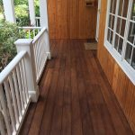 Porch Stain