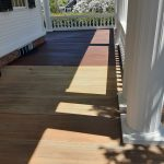 Deck Staining Plymouth