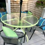Patio Table Paint