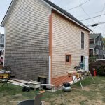 Exterior Paint Before