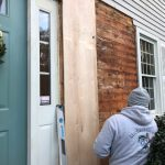 Replacing Rotted Trim